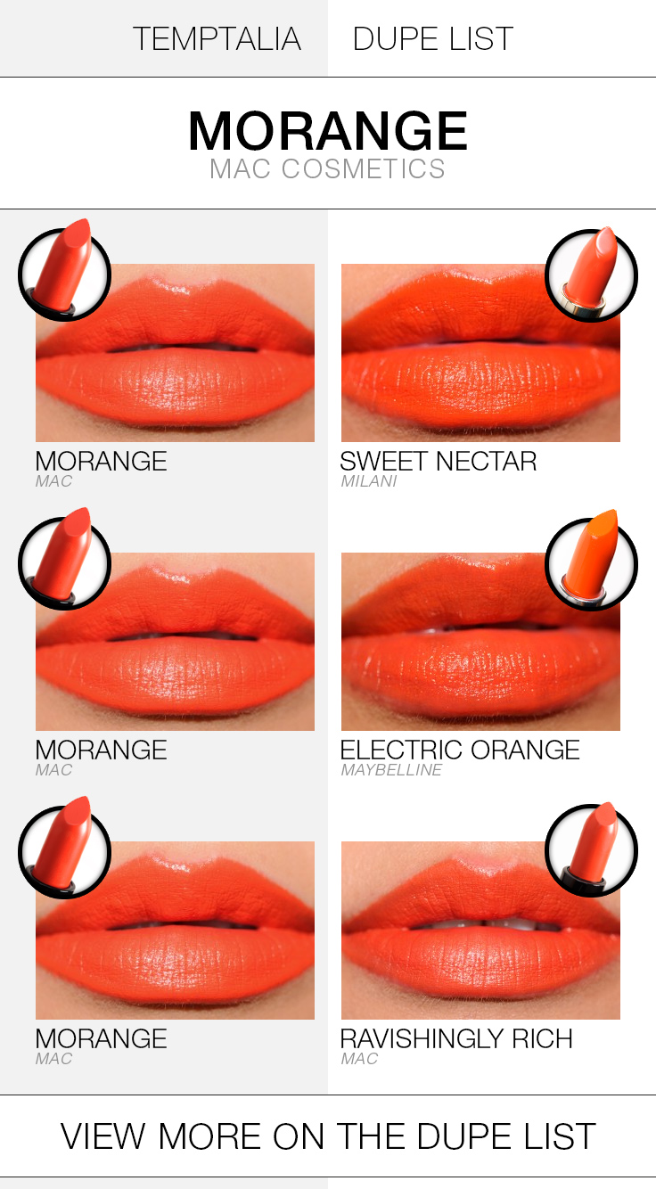mac-morange-dupe-list