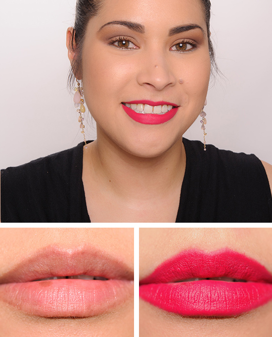 Top MAC Retro Matte Lipsticks Reviews, Photos, Swatches (Part 1) SV49
