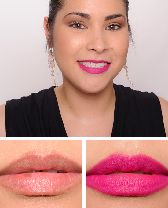 Estremamente MAC The Matte Lip Collection (2015) Review, Photos, Swatches (Part 2) CW97