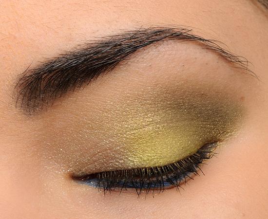 MAC Green Clean #3 Veluxe Pearlfusion Eyeshadow