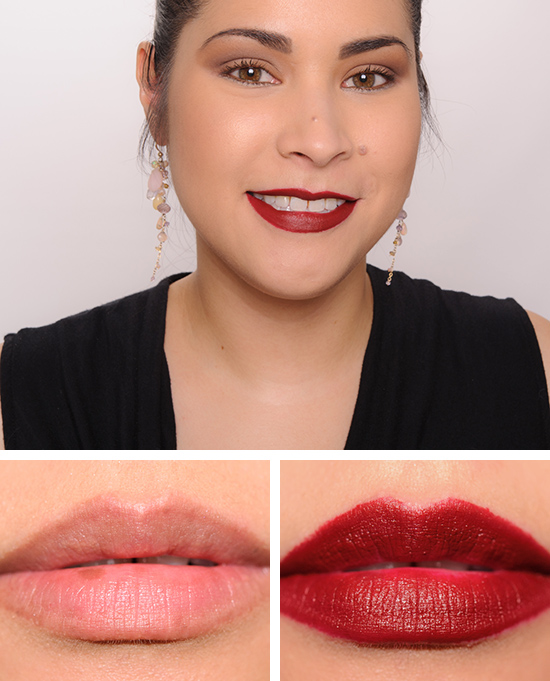 Mac the matte lip collection 2015 review photos for Mac cosmetics diva lipstick