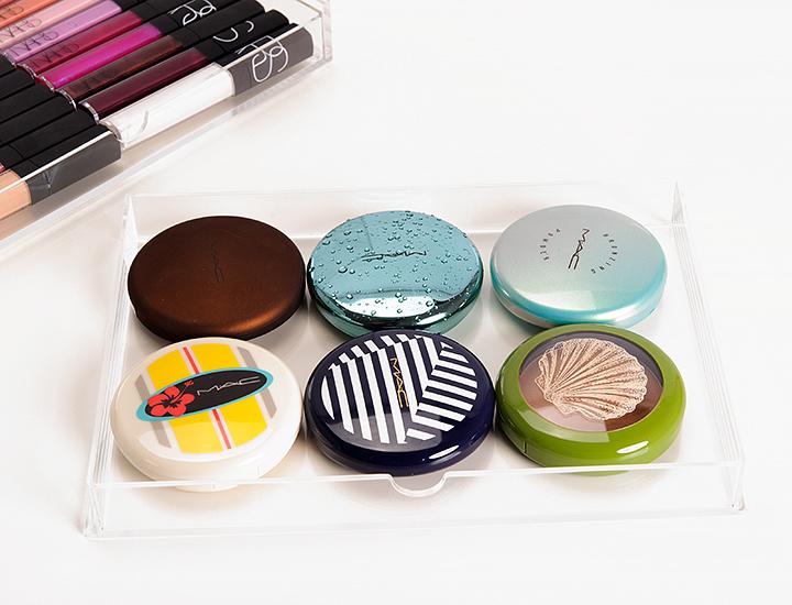 Muji 5-Drawer Acrylic Drawers