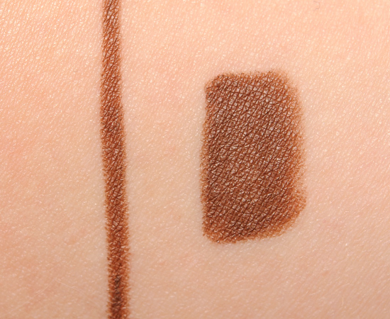 Stila Espresso Smudge Stick Waterproof Eye Liner Review & Swatches