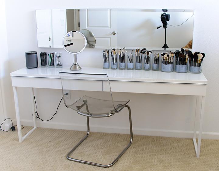 Makeup Organization: Temptalia's System