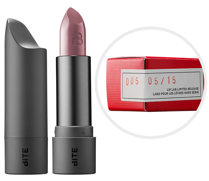 Bite Beauty Shade 005 Lip Lab Crème Deluxe Lipstick