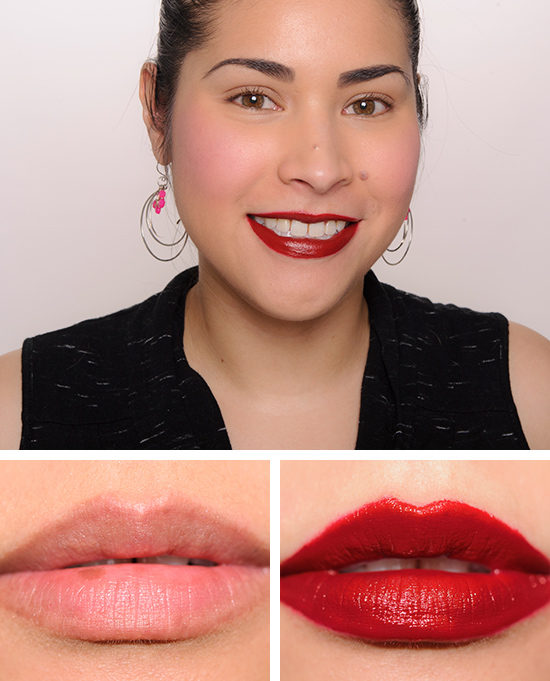 Too Faced Melted Velvet Melted Liquified Long-Wear Lipstick