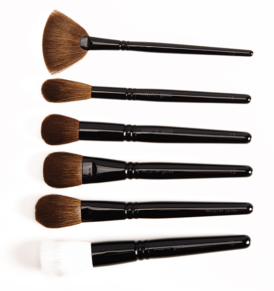 Wayne Goss Brushes