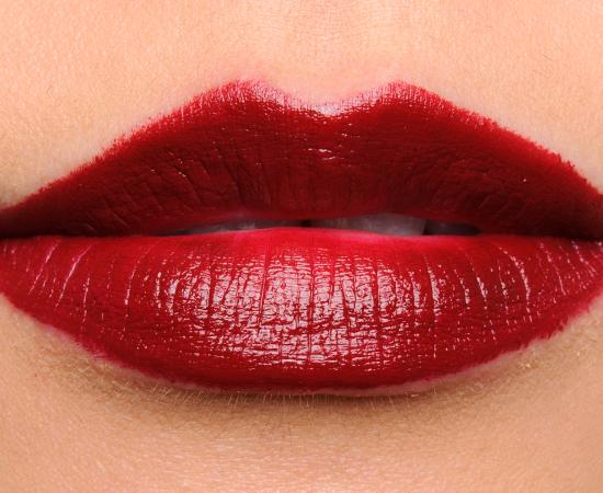 Bite Beauty Black Cherry Matte Creme Lipstick