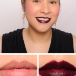 Bite Beauty Elderberry Matte Crème Lipstick