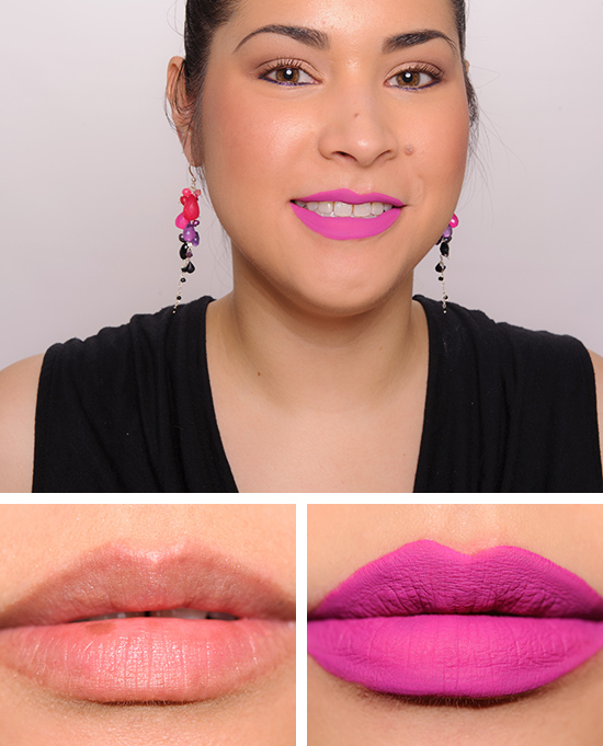 ColourPop Drive In Ultra Matte Liquid Lipstick