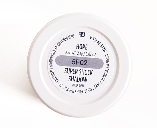 ColourPop Hope Super Shock Shadow