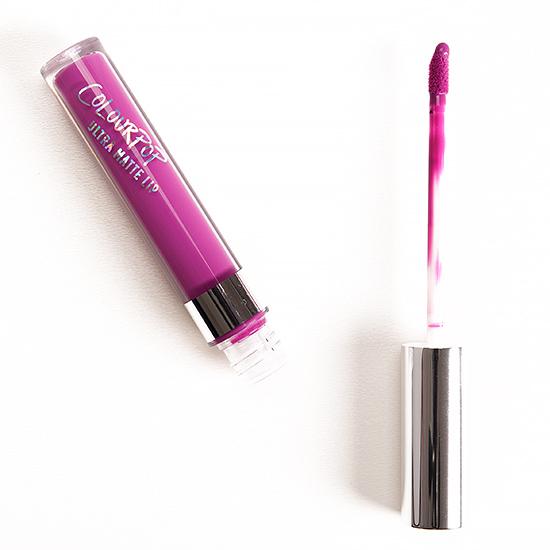 ColourPop Lychee Ultra Matte Liquid Lipstick