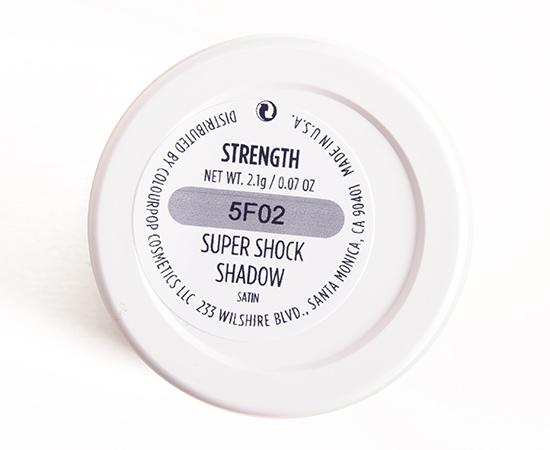ColourPop Strength Super Shock Shadow