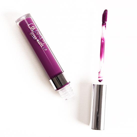 ColourPop Zipper Ultra Matte Liquid Lipstick