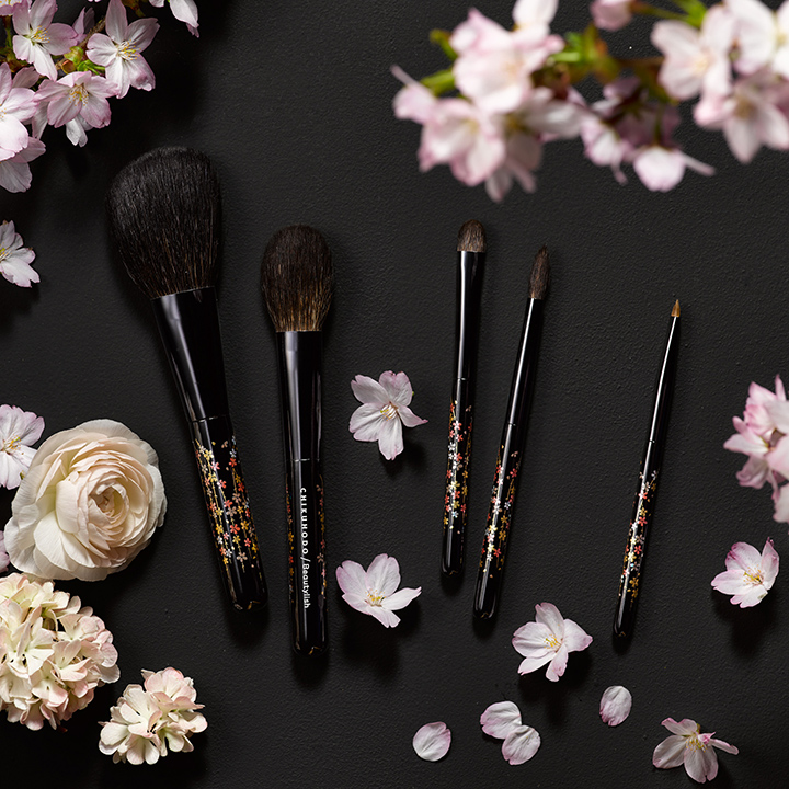 Chikuhodo x Beautylish Brush Set