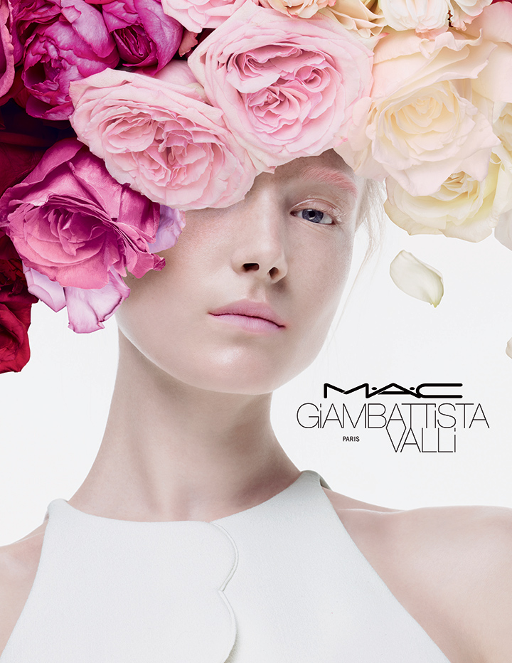 MAC x Giambattista Valli Collection