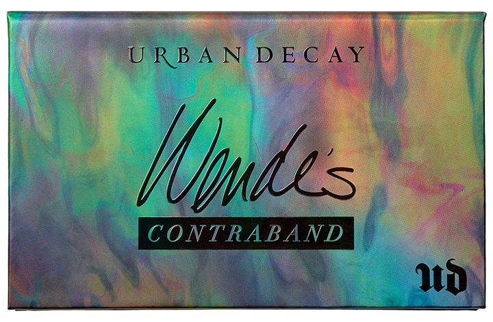 Urban Decay Wende's Contraband Eyeshadow Palette