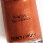 Giorgio Armani No. 18 Fluid Sheer