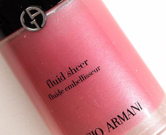 Giorgio Armani No. 09 Fluid Sheer