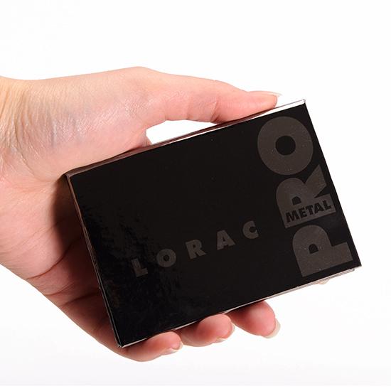 LORAC PRO Metal Palette
