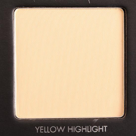 LORAC Yellow Highlight Powder