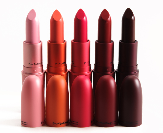 MAC x Giambattista Valli Lipsticks