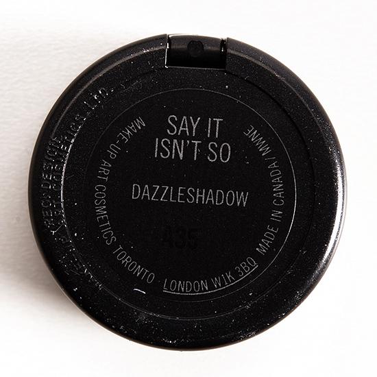 MAC Say It Isn't So Dazzleshadow