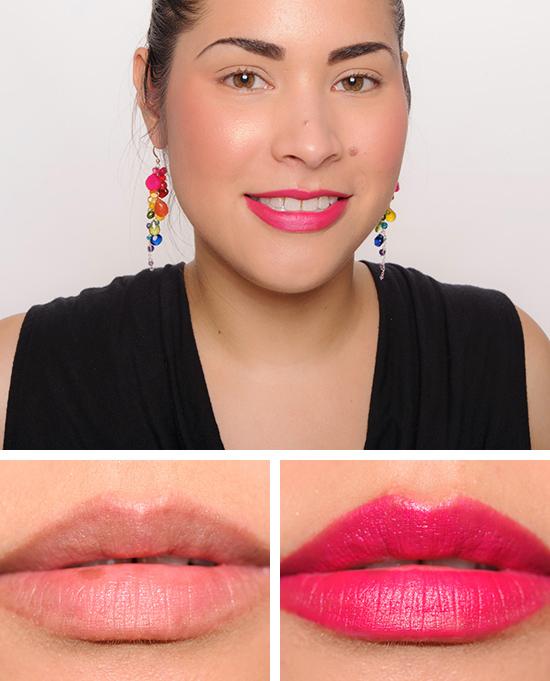 Maybelline Mesmerizing Magenta Color Sensational Creamy Matte Lip Color