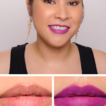 Maybelline Vibrant Violet Color Sensational Creamy Matte Lip Color