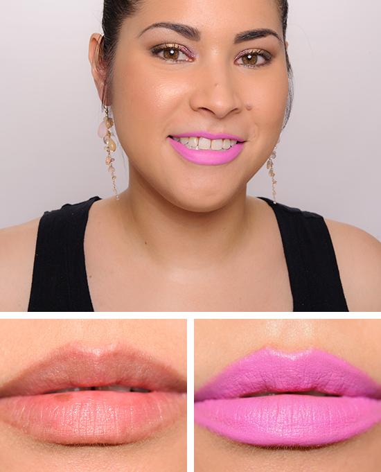 Maybelline Pink 'n Chic ColorSensational Creamy Matte Lip Color