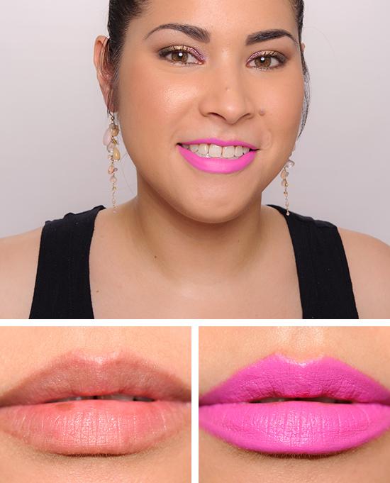 Maybelline Electric Pink ColorSensational Creamy Matte Lip Color