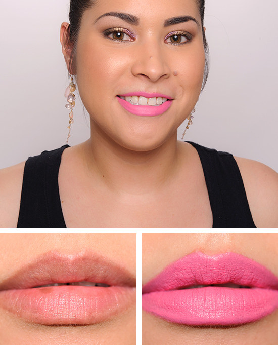Maybelline Pink Sugar ColorSensational Creamy Matte Lip Color