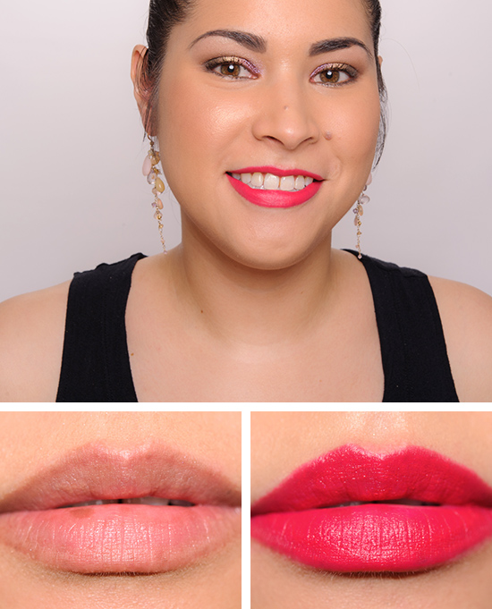 Maybelline All Fired Up ColorSensational Creamy Matte Lip Color
