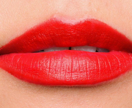 Maybelline Siren in Scarlet Color Sensational Creamy Matte Lip Color