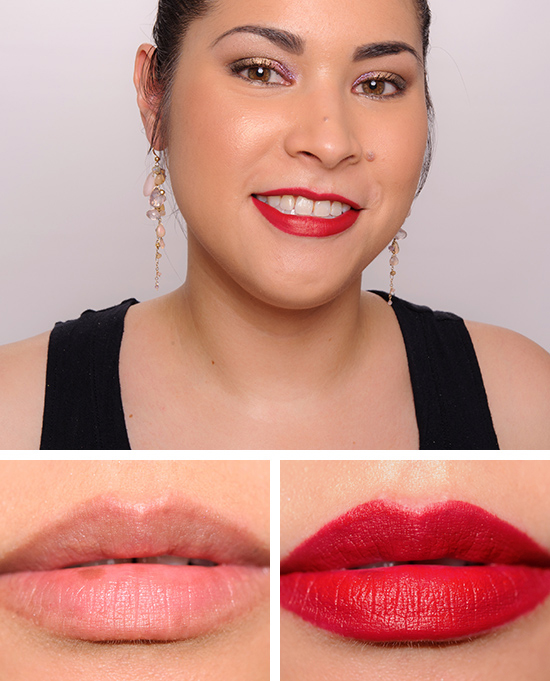 Maybelline Rich Ruby ColorSensational Creamy Matte Lip Color