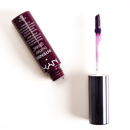 NYX Black Cherry Tart Intense Butter Gloss