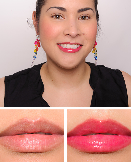 Sephora Fuchsia Fiesta (22) Ultra Shine Lip Gel