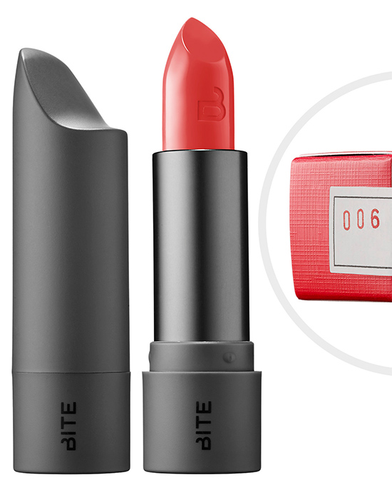 Bite Beauty Shade 006 Lip Lab Crème Deluxe Lipstick