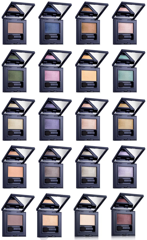 Estee Lauder Pure Color Single Eyeshadow Swatches