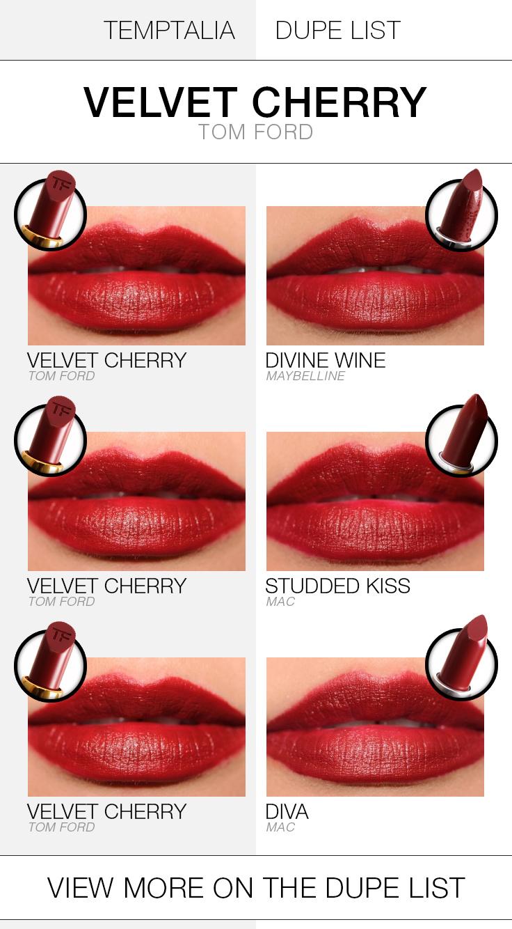 tom-ford-velvet-cherry-dupe-list