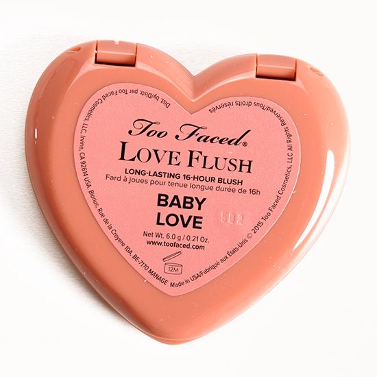 Too Faced Baby Love Love Flush Blush