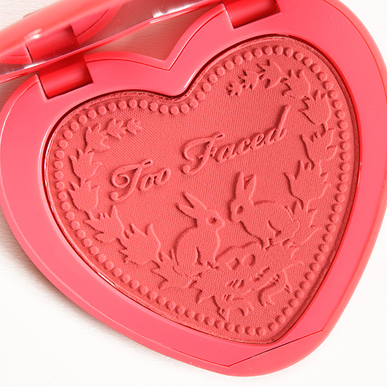 Too Faced How Deep is Your Love? Love Flush Blush