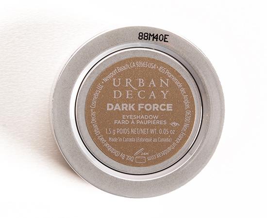 Urban Decay Dark Force Moondust Eyeshadow
