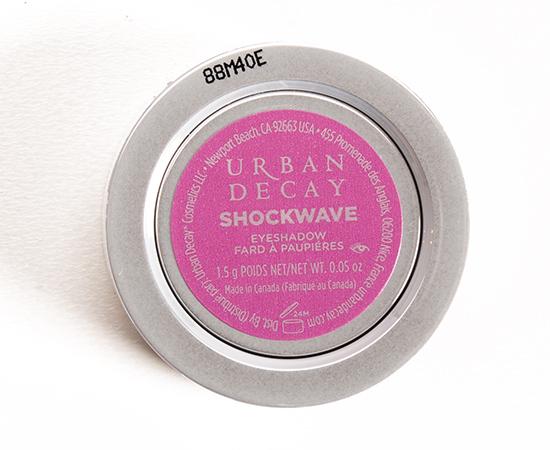 Urban Decay Shockwave Moondust Eyeshadow