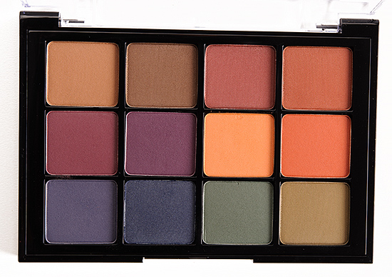 Viseart Dark Matte (04) Eyeshadow Palette