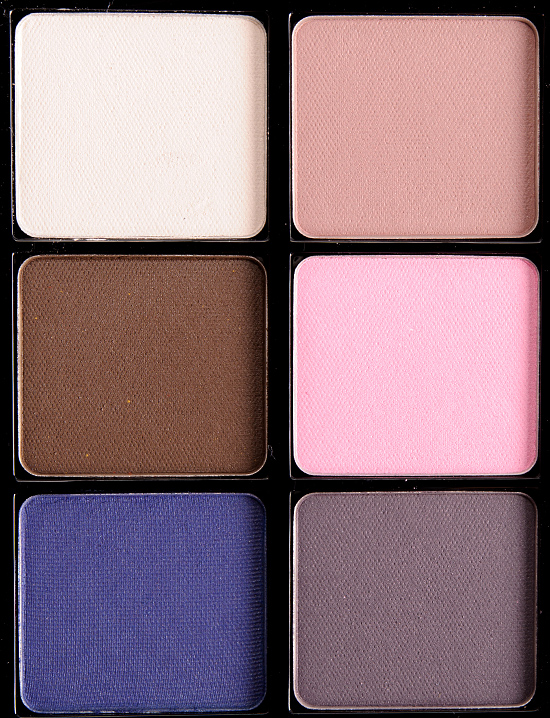Viseart Cool Matte (07) Eyeshadow Palette
