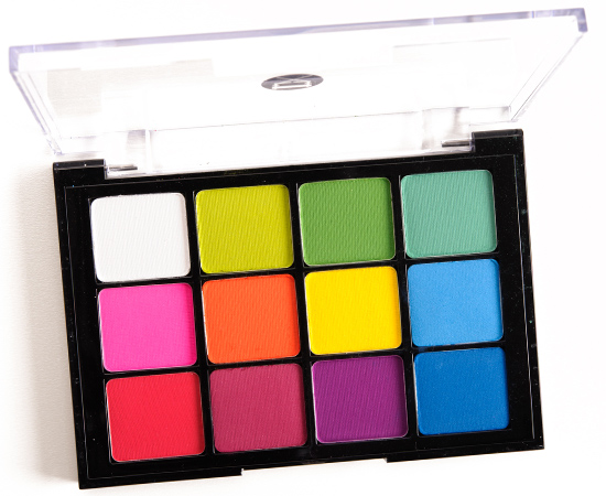 Viseart Bright Editorial (08) Blusher / Skin Corrector Powder Palette