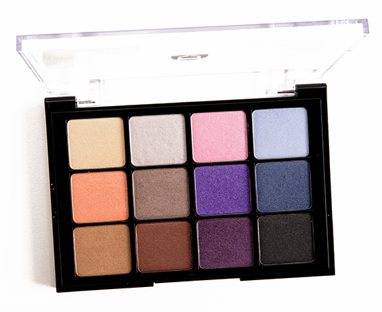 Viseart Bridal Satin (03) Eyeshadow Palette