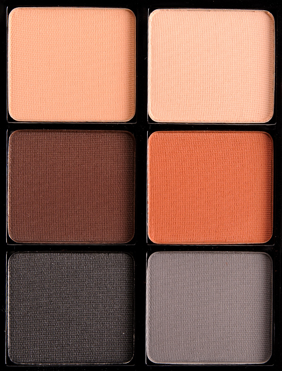 Viseart Neutral Matte (01) Eyeshadow Palette Review, Photos, Swatches