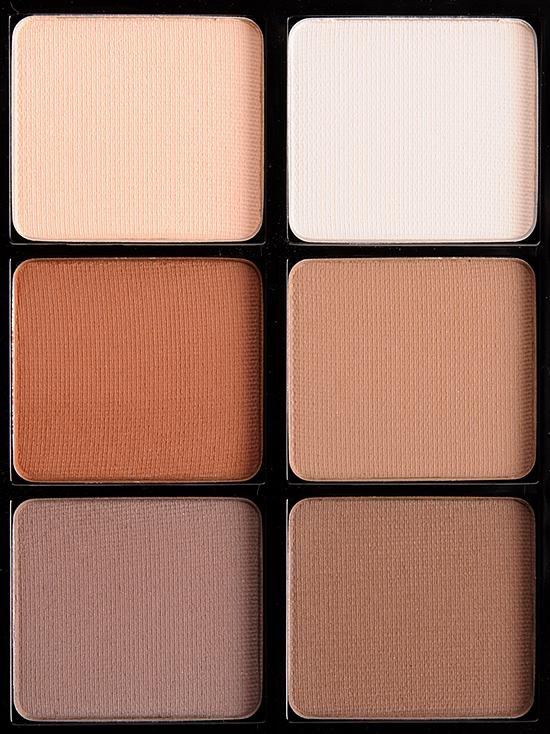 Viseart Neutral Matte (01) Eyeshadow Palette